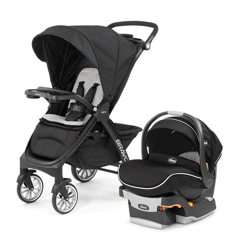 chicco chico bravo le trio travel system genesis. Black Bedroom Furniture Sets. Home Design Ideas