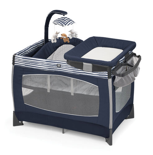 how to set up graco 3 way pack n play
