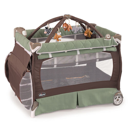 Lullaby LX Playard - Adventure (discontinued) in
