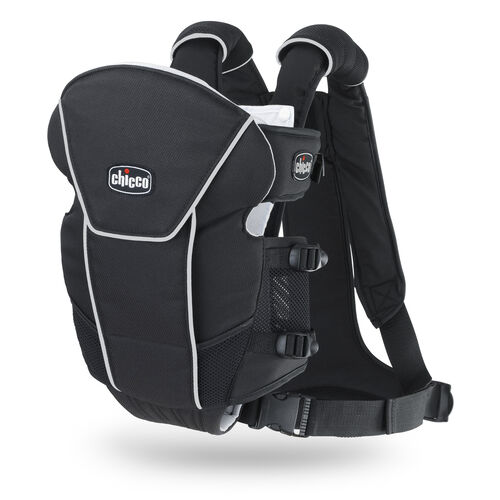 Chicco Ultrasoft Magic Infant Carrier Black