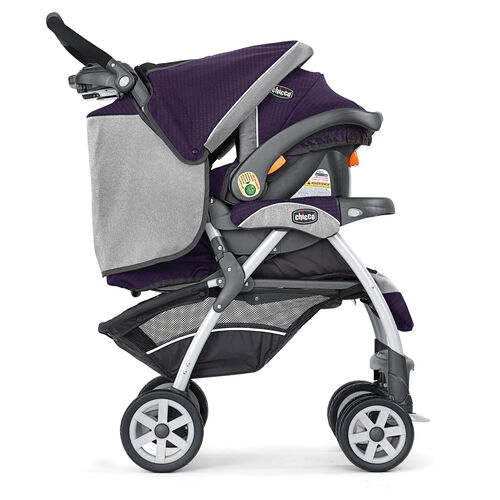 Cortina Keyfit 30 Travel System - Gemini (discontinued) in