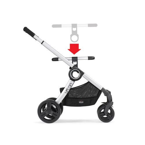 chicco urban 6 in 1 modular stroller manhattan. Black Bedroom Furniture Sets. Home Design Ideas