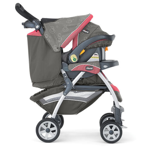 Cortina KeyFit 30 Travel System - Foxy (discontinued) in