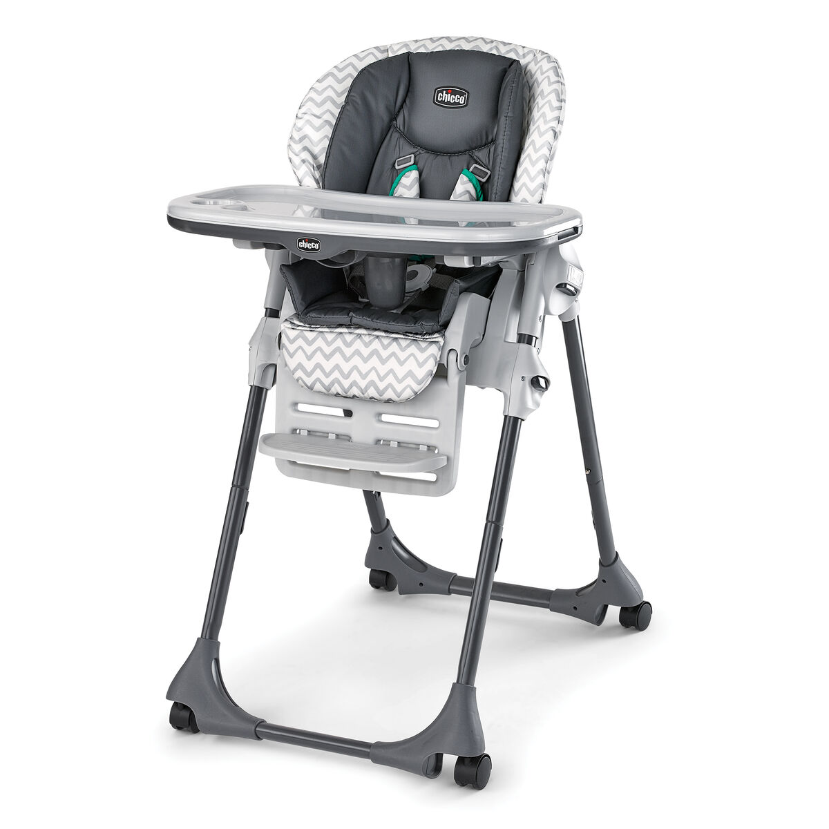 Chicco polly double pad highchair empire - Chaise haute polly magic chicco ...