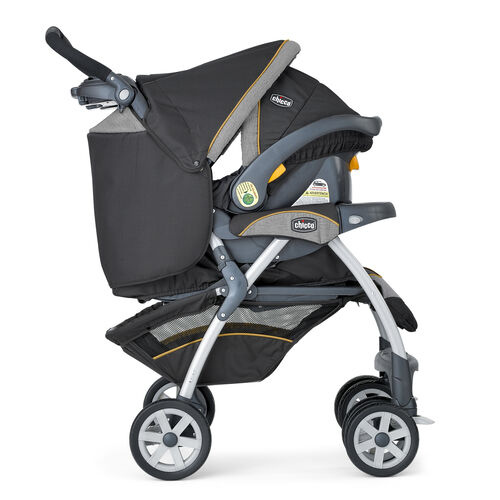 Cortina Stroller and KeyFit 30 Infant Car Seat Travel System
