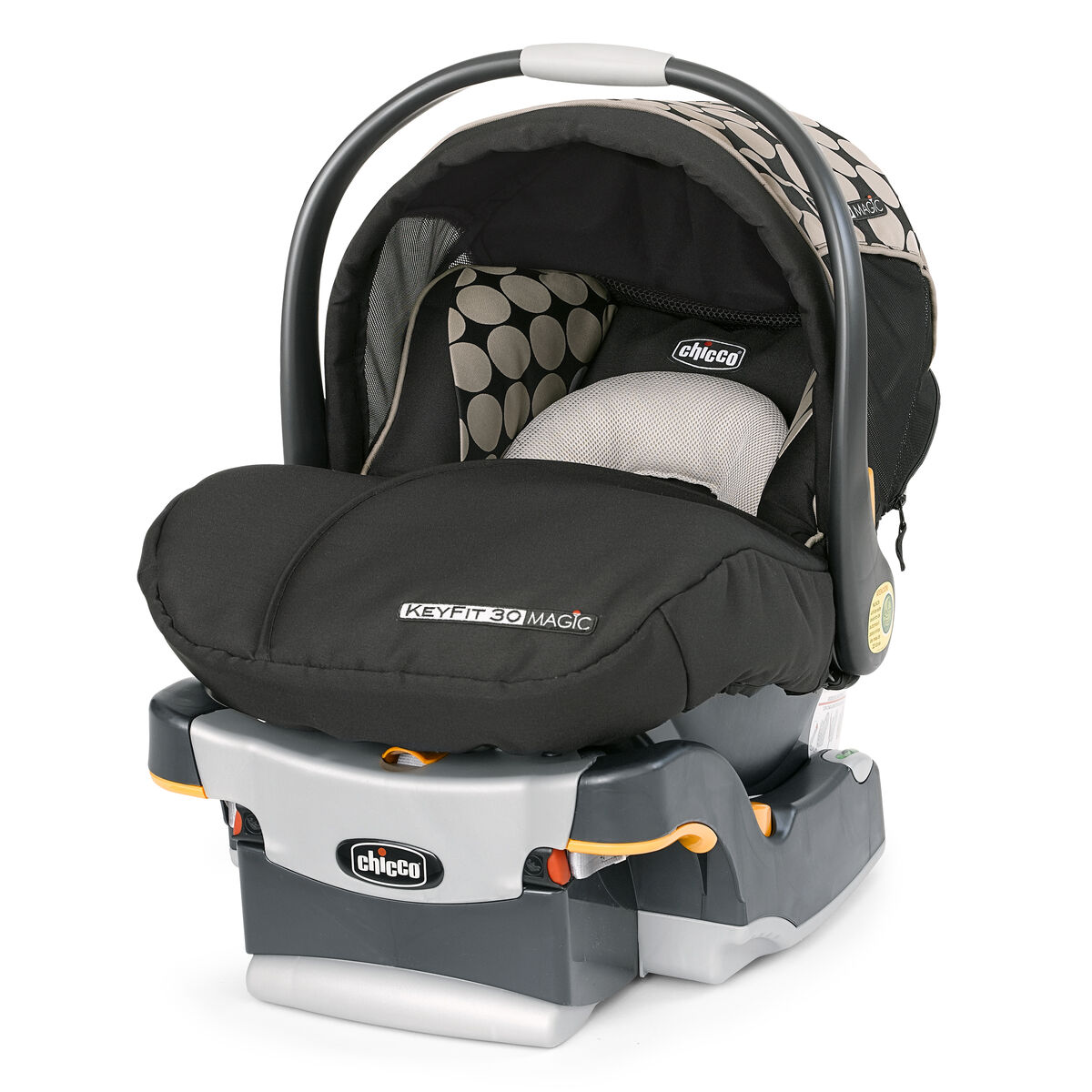 chicco chicco keyfit 30 magic infant car seat solare. Black Bedroom Furniture Sets. Home Design Ideas