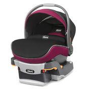 KeyFit 30 Zip Infant Car Seat - Fuchsia in