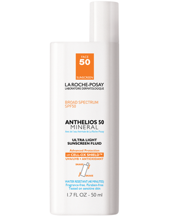 anthelios 50 mineral sunscreen zinc oxide sunscreen. Black Bedroom Furniture Sets. Home Design Ideas