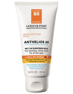 ANTHELIOS 60 BODY MILK