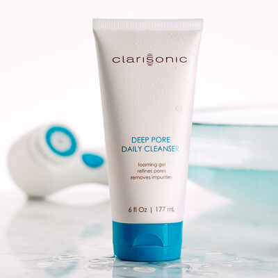 Deep Pore Daily Cleanser