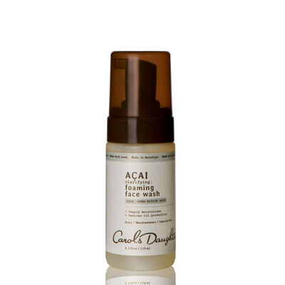 Açai Clarifying Foaming Face Wash