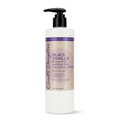 Black Vanilla Body Cleansing Cream