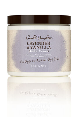 Lavender and Vanilla Body Cream