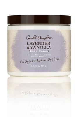 Lavender and Vanilla Body Cream