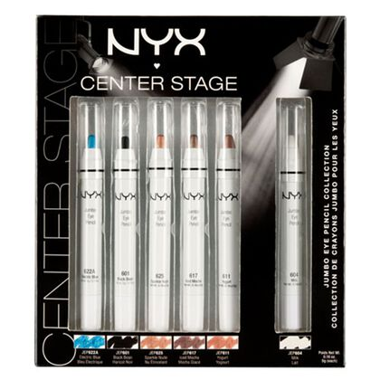 Jumbo Eye Pencil Collection - Center Stage