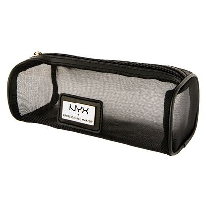 Mesh Zipper Makeup Bag