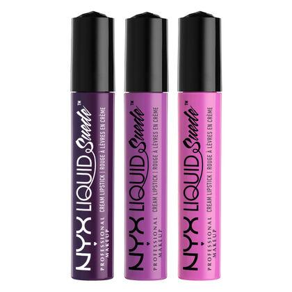 Liquid Suede Cream Lipstick Set 1