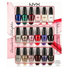 Decadent Delights Nail Art Collection