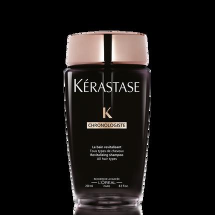 Bain chronologiste revitalizing shampoo k rastase for Kerastase bain miroir shine revealing shampoo