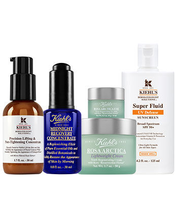 Anti-Wrinkle Age-Rejuvenating with UV Protection Routine