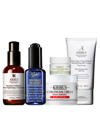 The Lifting and Firming Routine for Dry Skin