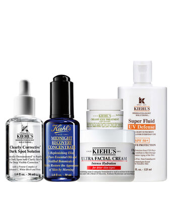 Anti-Dark Spot Intensely Hydrating with UV Protection Routine