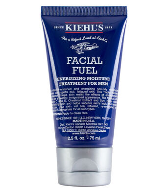 kiehl's facial fuel, grooming guide for your 30s