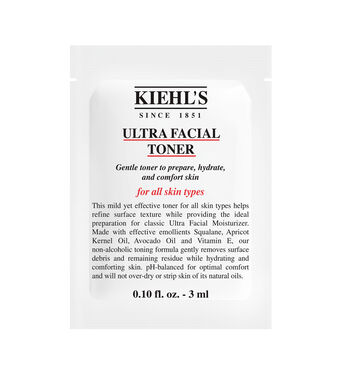 Ultra Facial Toner Sample