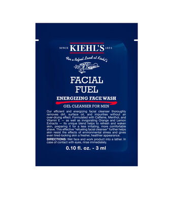 Facial Fuel Energizing Face Wash Sample