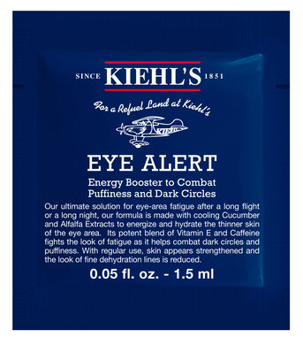 Eye Alert Sample