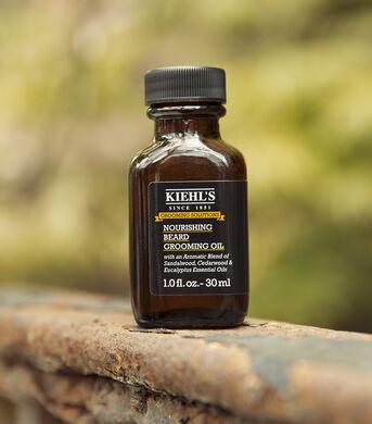 nourishing beard grooming oil with sandalwood kiehl s. Black Bedroom Furniture Sets. Home Design Ideas