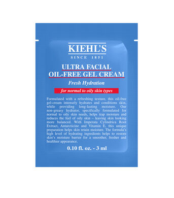 Ultra Facial Oil-Free Gel-Cream Sample