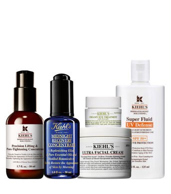 The Lifting and Firming Routine for Normal Skin