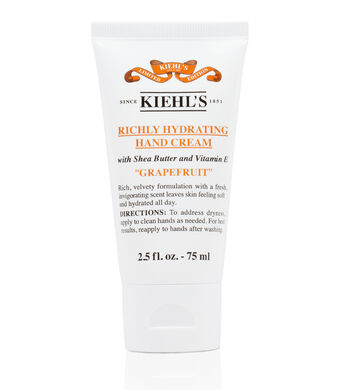 Richly Hydrating Hand Cream - Grapefruit