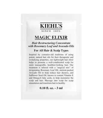 Magic Elixir Hair Restructuring Concentrate with Rosemary Leaf and Avocado Sample