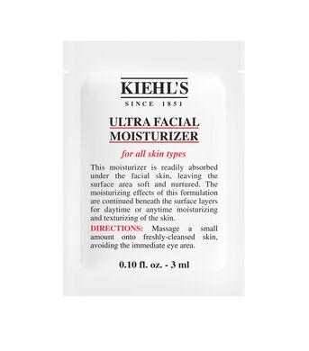 Ultra Facial Moisturizer Sample