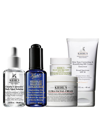 Anti-Dark Spot Hydrating with Tinted UV Protection Routine