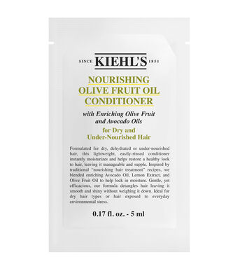 Olive Fruit Oil Nourishing Conditioner Sample
