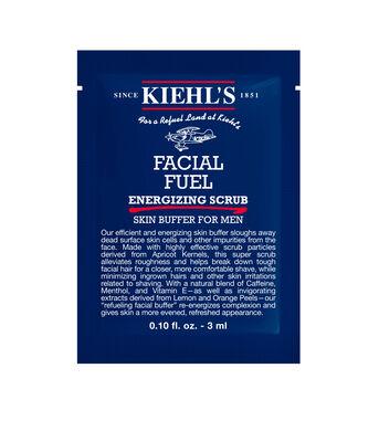 Facial Fuel Energizing Scrub Sample