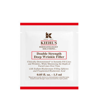 Double Strength Deep Wrinkle Filler Sample