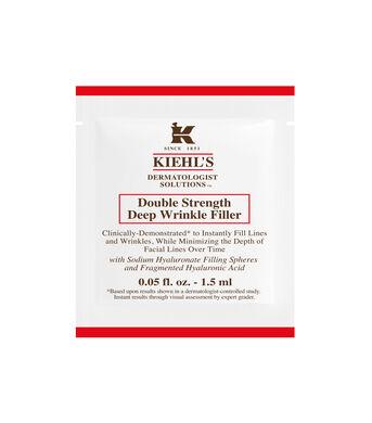Double Strength Deep Wrinkle Filler Sample