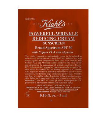 Powerful Wrinkle Reducing Creme SPF 30