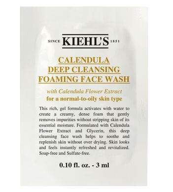 Calendula Foaming Wash Sample