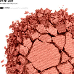 Eyeshadow in color Freelove