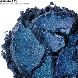 Moondust in color Gamma Ray