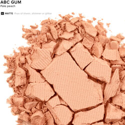 Eyeshadow in color ABC Gum
