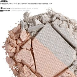 Eyeshadow in color Aura