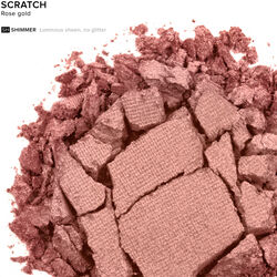 Eyeshadow in color Scratch