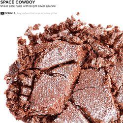 Moondust in color Space Cowboy