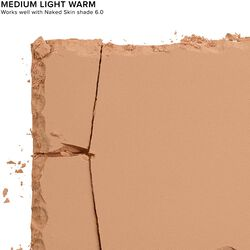 Naked Skin in color MEDIUM LIGHT WARM